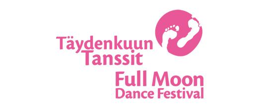Täydenkuun Tanssit Festivaali 25.-29.7.2018 Pyhäjärvellä
