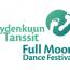 Täydenkuun Tanssit -festivaali 31.7.–3.8.2019