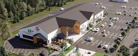 A new shopping center in pipeline in Pyhäjärvi
