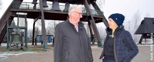 Kansainvälisen televisiosarjan kuvaukset alkoivat Pyhäjärvellä (lehtijuttu www.kp24.fi)