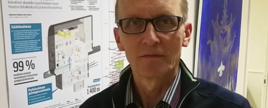 Martti Kettunen selvittää bioenergiaterminaalin toteutettavuutta