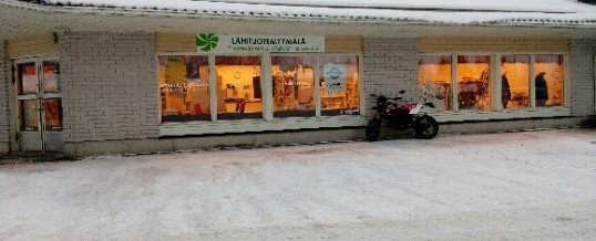 Tutustumis- ja opintomatka Toholammin lähituotemyymälään keskiviikkona 30.1.2019